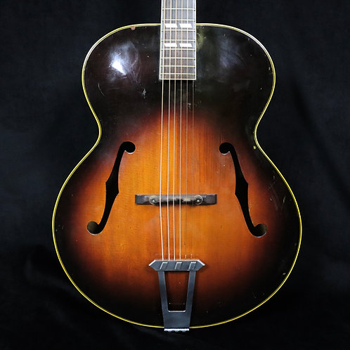 SOLD - 1948 Gibson L-7 - Sunburst