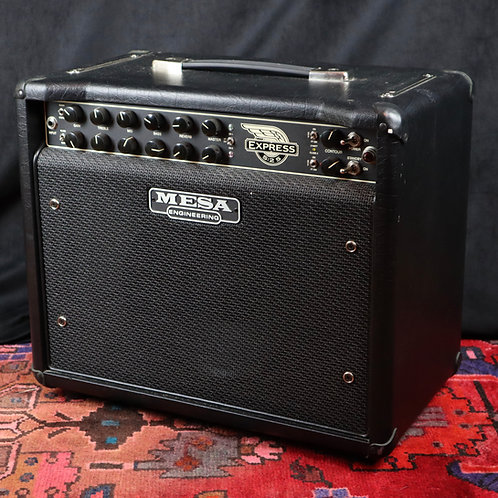 SOLD - Mesa Boogie Express 5:25 1x10 Combo Guitar Amplifier - Footswitch