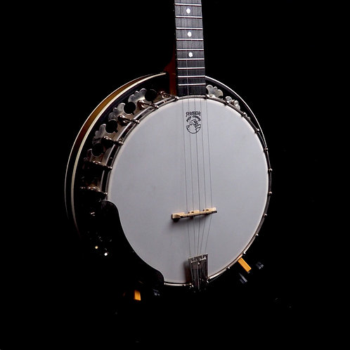 SOLD - 1998 Deering Boston 5-string Banjo