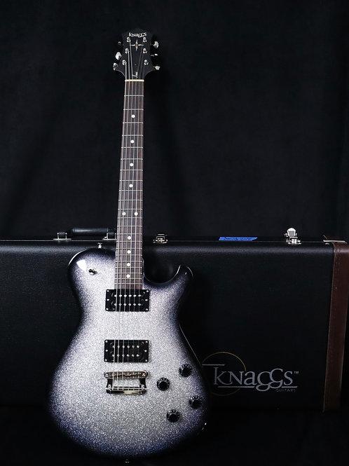 2015 Knaggs Kenai Tier 3 - Blue Sparkle Burst - Mint Condition