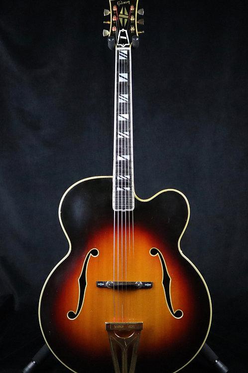 SOLD - 1959 Gibson Super 400C - Sunburst - VIDEO DEMO