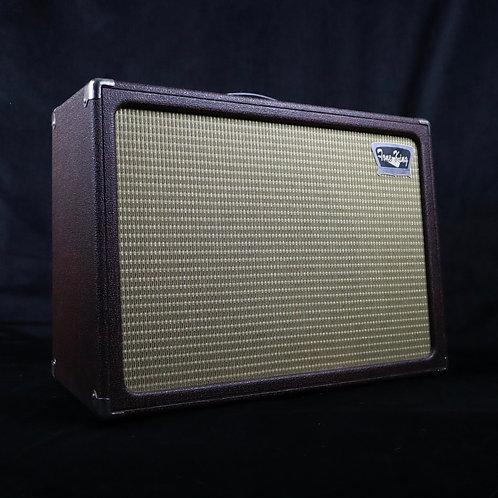 SOLD - Tone King Meteor I 1x12 20W/40W Guitar Combo - Brown/Wheat