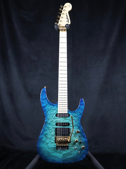 SOLD - Jackson USA Signature Phil Collen PC1 Chlorine