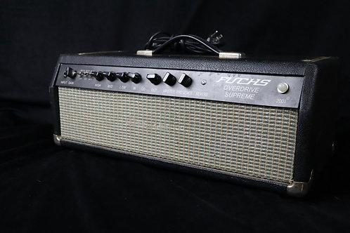 2010 Fuchs Overdrive Supreme - Modified Fender Bassman Amp Head