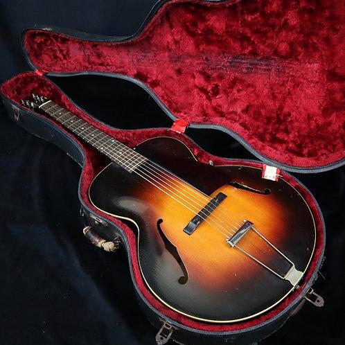 SOLD - 1936 Gibson L-50 Archtop - Sunburst