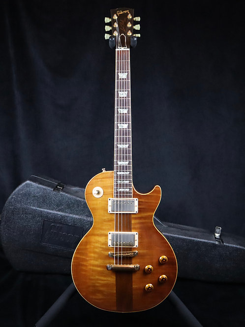 SOLD - 1983 Gibson Les Paul Spotlight Special - Antique Sunburst - OHSC