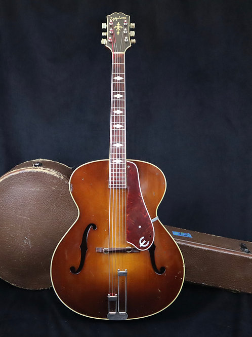 SOLD - 1946 Epiphone Triumph - Sunburst