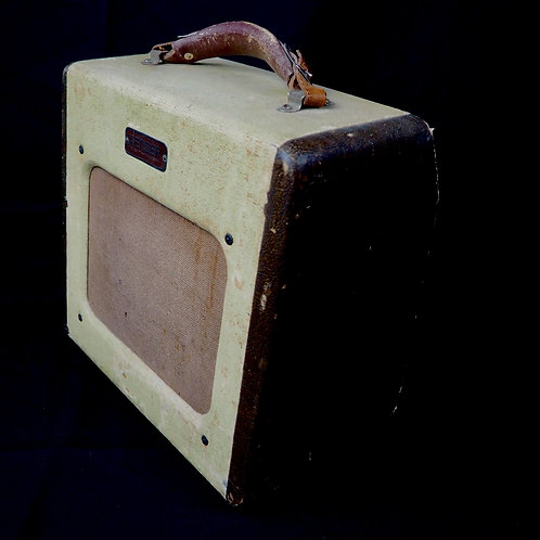 SOLD - 1950 Fender Champion 600 Guitar Amp