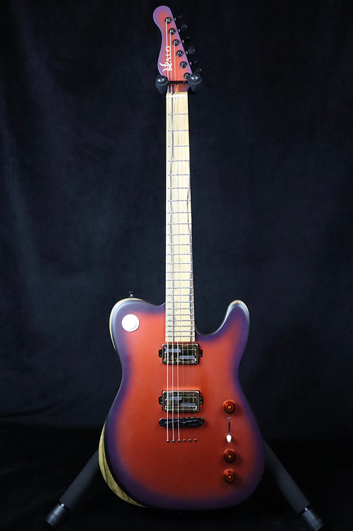 SOLD - 2018 Halo Salvus - Telecaster Style