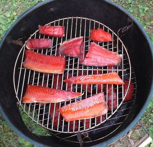 Smoked Coho Salmon - 5lb Box