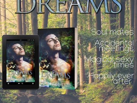 Dreams is available today!
