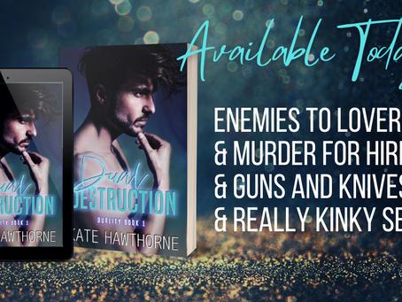 Dual Destruction - Available Now!