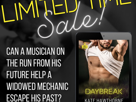 Daybreak - on sale for the first time!