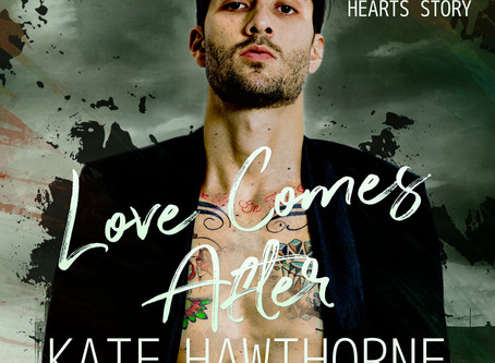 Love Comes After - Available now on audible