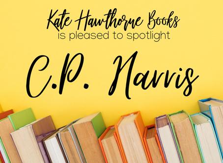 Author Spotlight - C.P. Harris