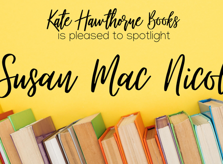 Author Spotlight - Susan Mac Nicol