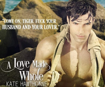 A Love Made Whole - preorder now available!