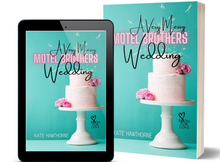 A Very Messy Motel Brothers Wedding - out now