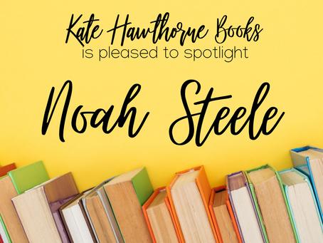 Author Spotlight - Noah Steele