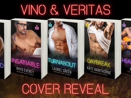 Vino & Veritas - What's coming in May