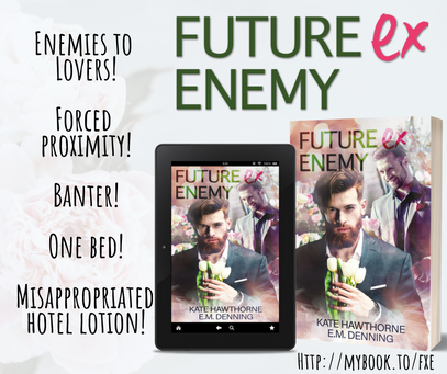 Future Ex Enemy is out now!