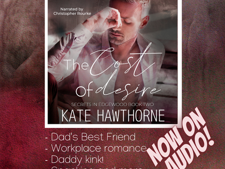 The Cost of Desire - now on audio!