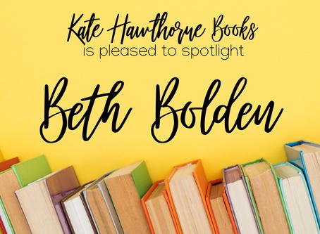 Author Spotlight - Beth Bolden