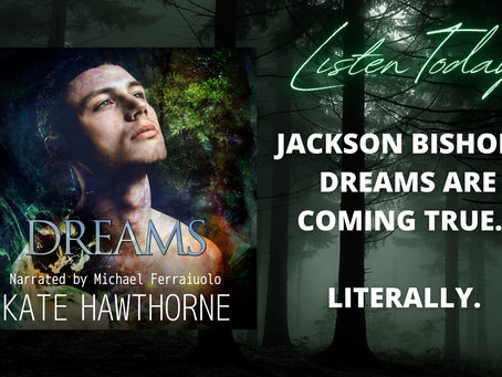 Dreams - NOW ON AUDIO