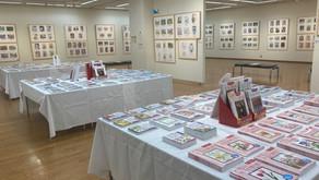 大人の塗り絵コンテスト展(関西)