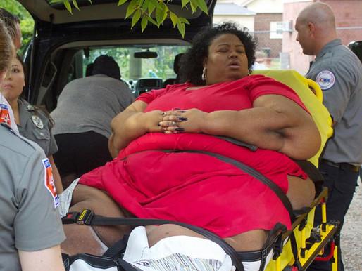 300 lb Weight Gain: Spiraling Mental Health
