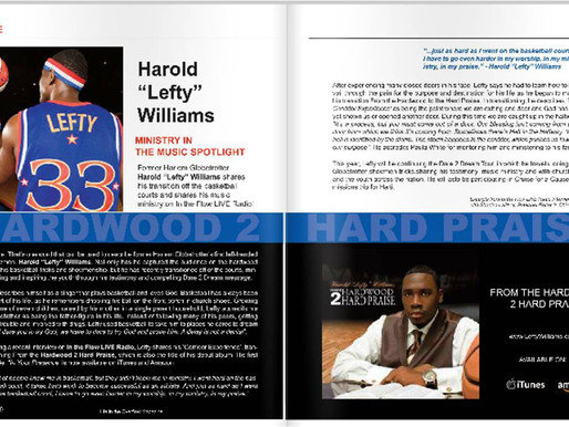From the Hardwood 2 Hard Praise: Interview with Harold 'Lefty' Williams