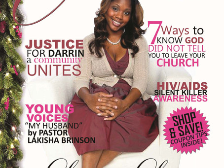 Sarah D. Jakes, Leading Lady, Young Mom & Ministry