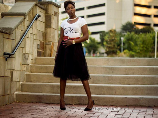 Q&A with Shericka Gee of S.H.E.