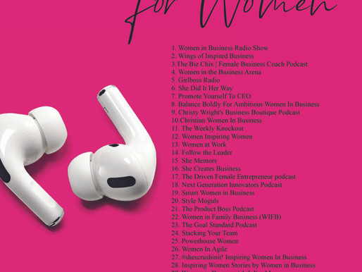 35 Top Podcasts for Women