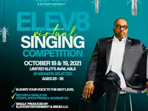 Marvin Sapp says it's time to pay it forward and announces Virtual Singing Competition
