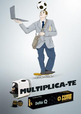Multiplied Business Man - Delta Q