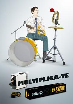 Multiplied Musician - Delta Q
