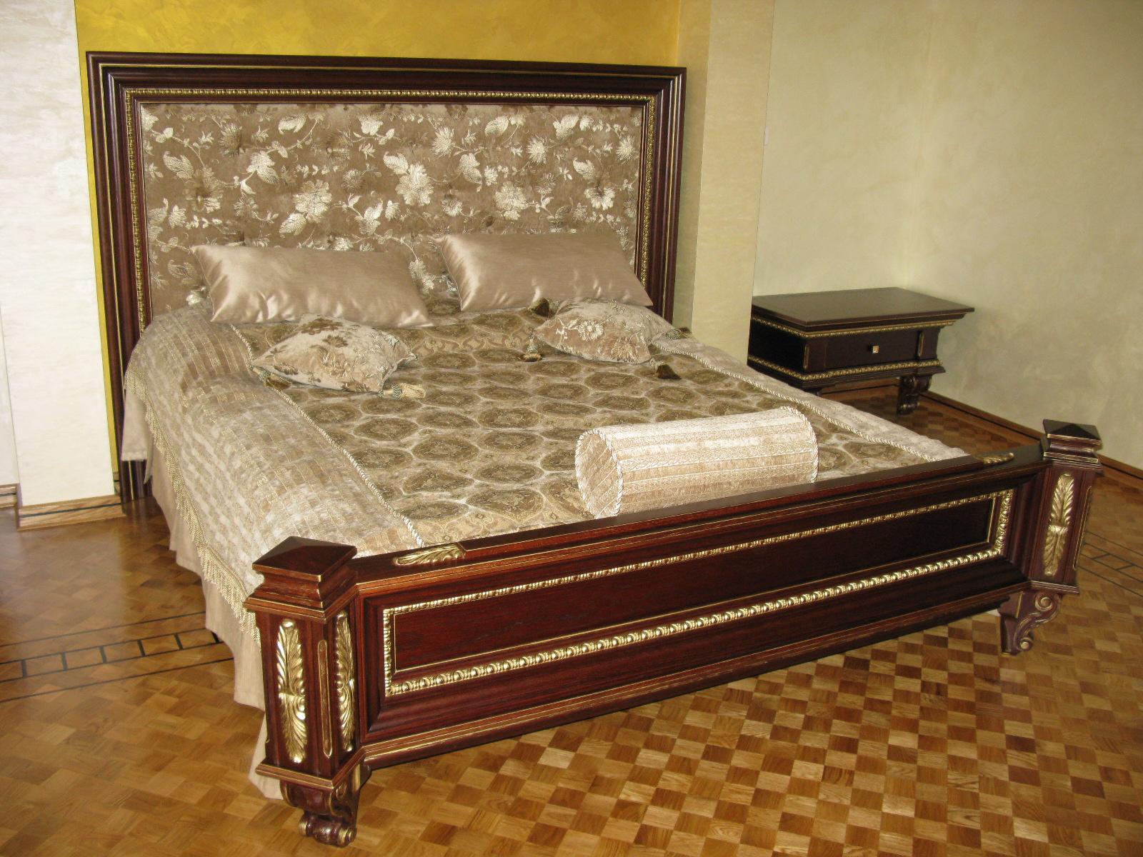 Классическая Спальня ДРВ