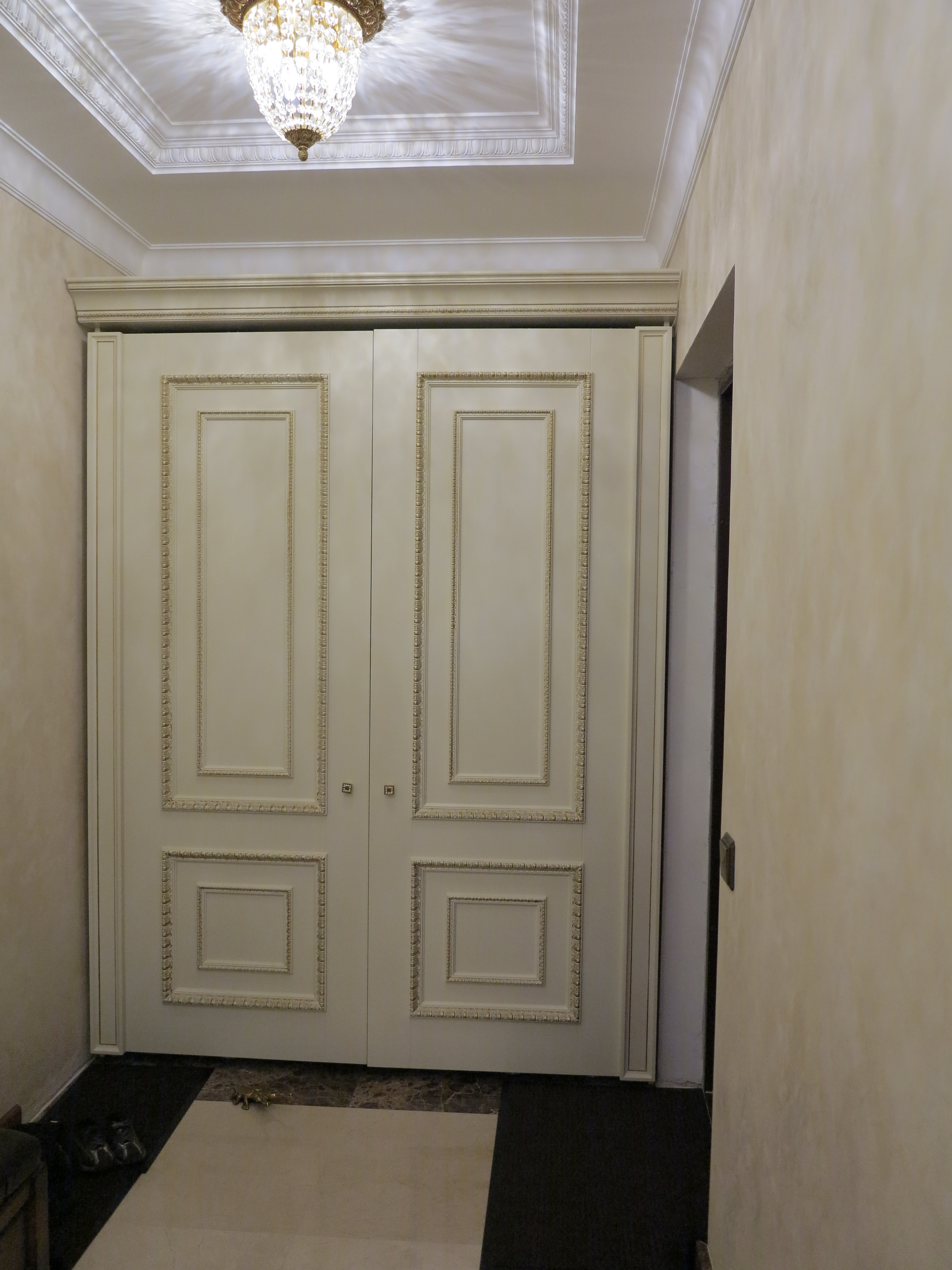 Классический Шкаф Венеция ЮВИ