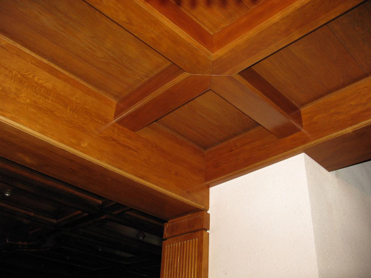 Классический Потолок ШТ