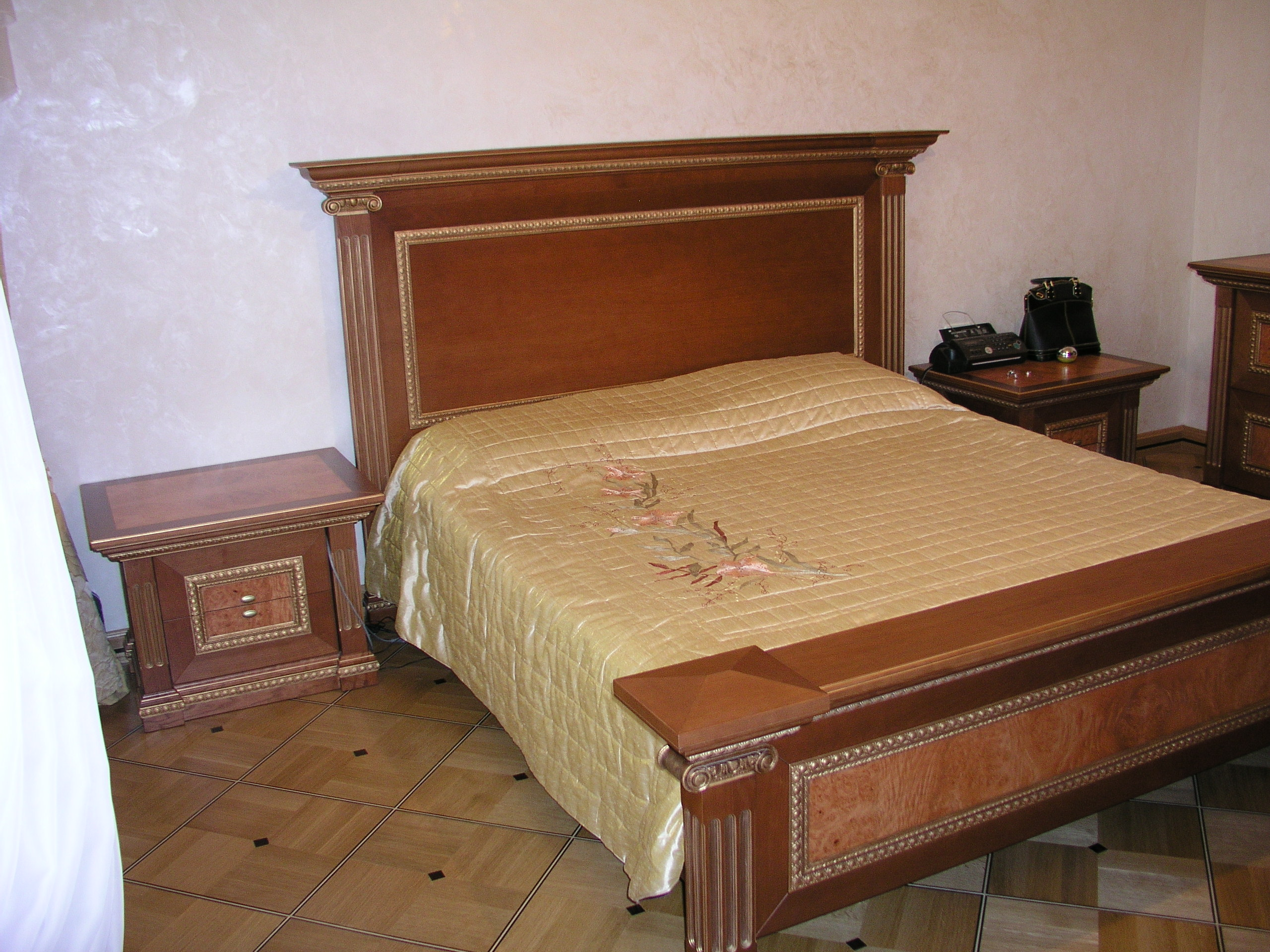 Классическая Кровать ТЭД