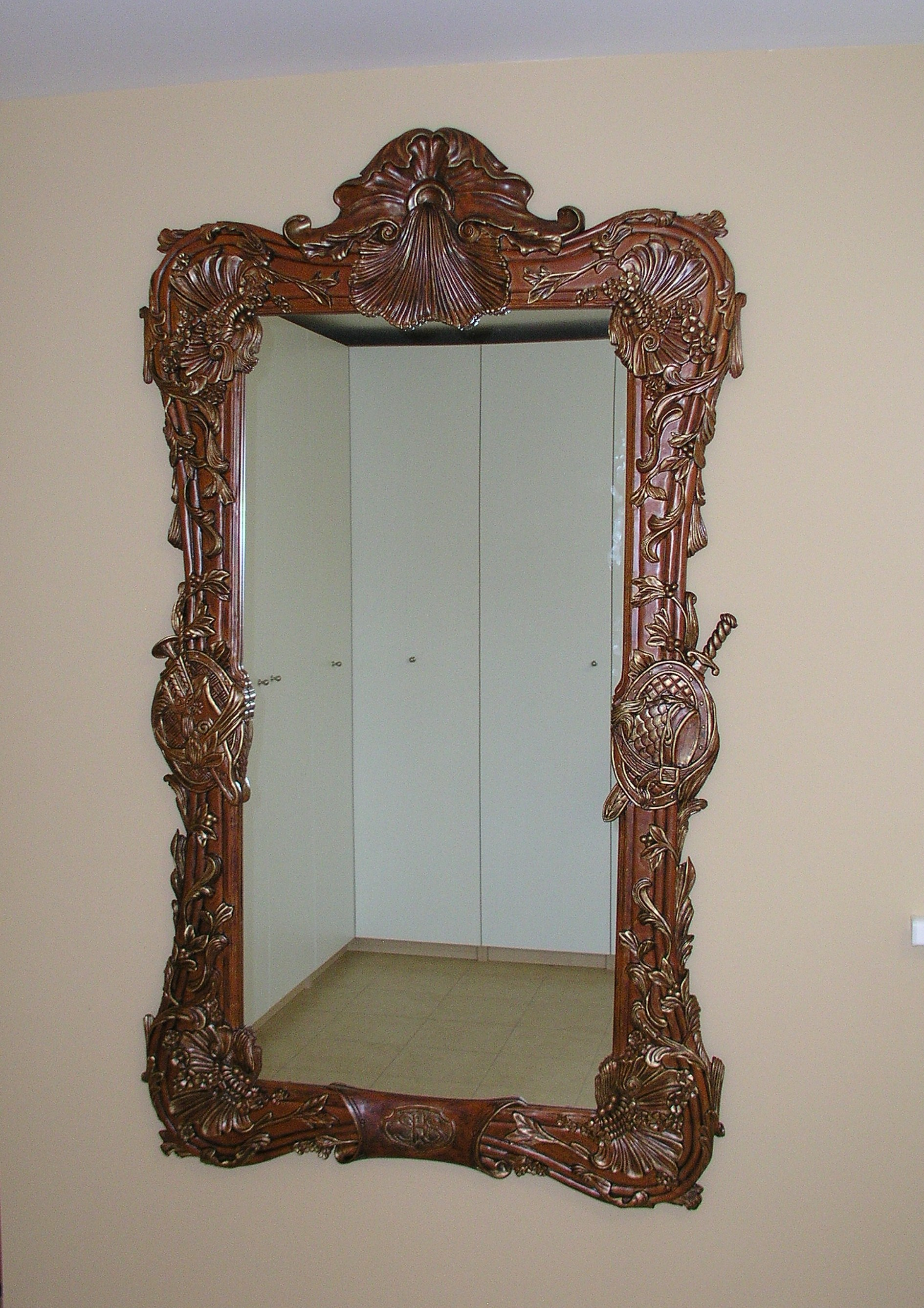 Зеркало Барокко РНА