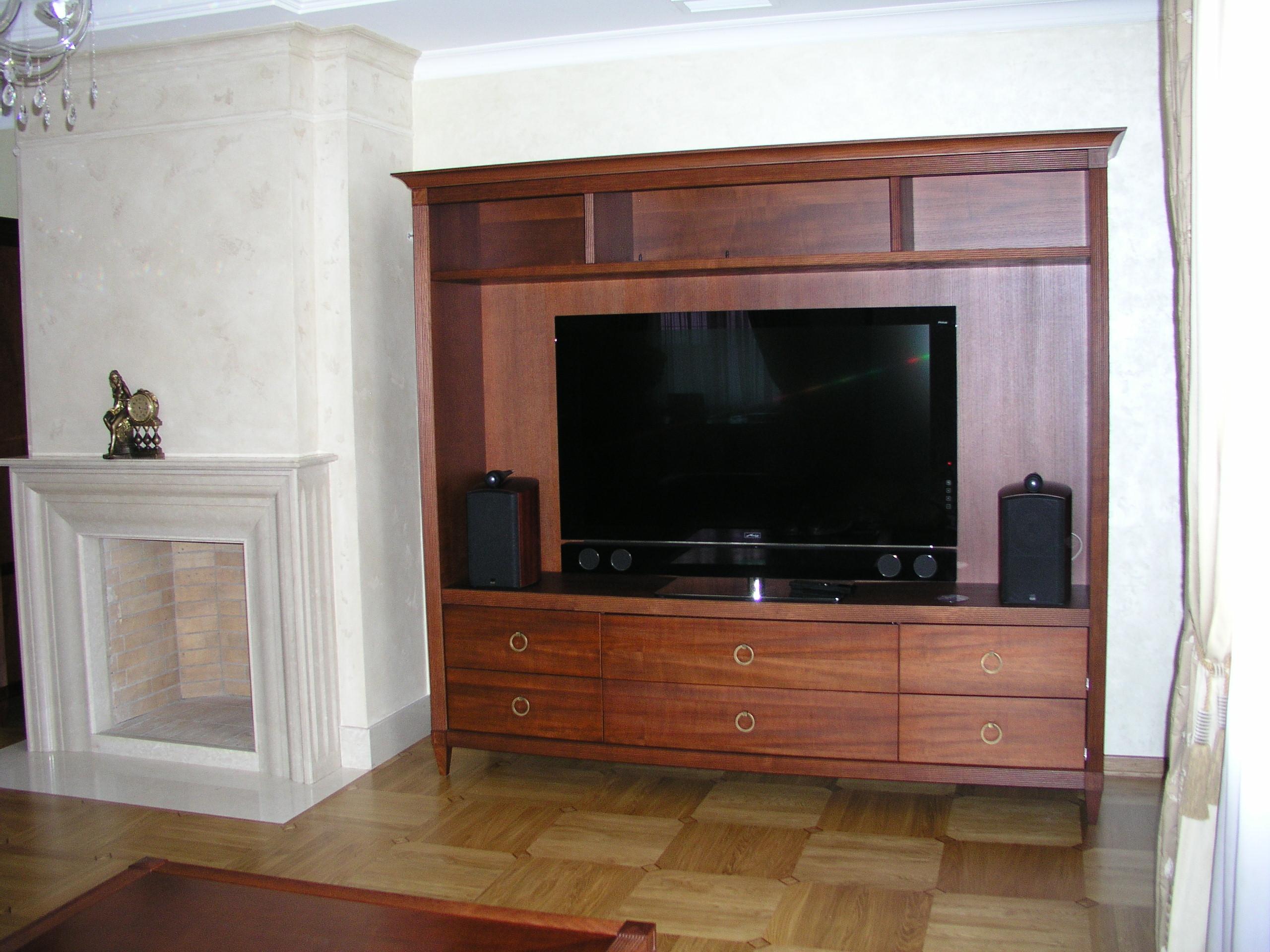 Бенч Шкаф для ТВ СИР