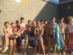 14u boys get the win over United 9-3 in