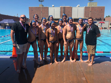 14u Boys Blue strike gold at 2018 Junior Olympics