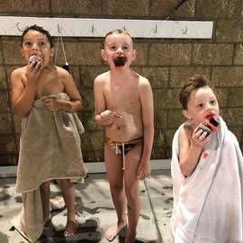 Splashball birthday shenanigans! Great s