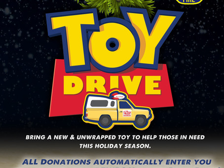 2018 Toy Drive: RTWPC/RCFD