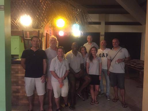 Stage et Examen MF2 en Martinique