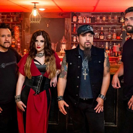 Her Chariot Awaits - BAND FEATURES AILYN & MIKE ORLANDO SELF-TITLED RELEASE OUT May 22,2020