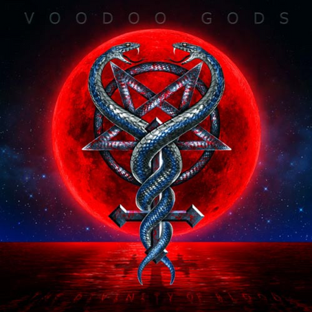 """VOODOO GODS Release Lyric Video For New Single """"Rise of the Antichrist"""""""